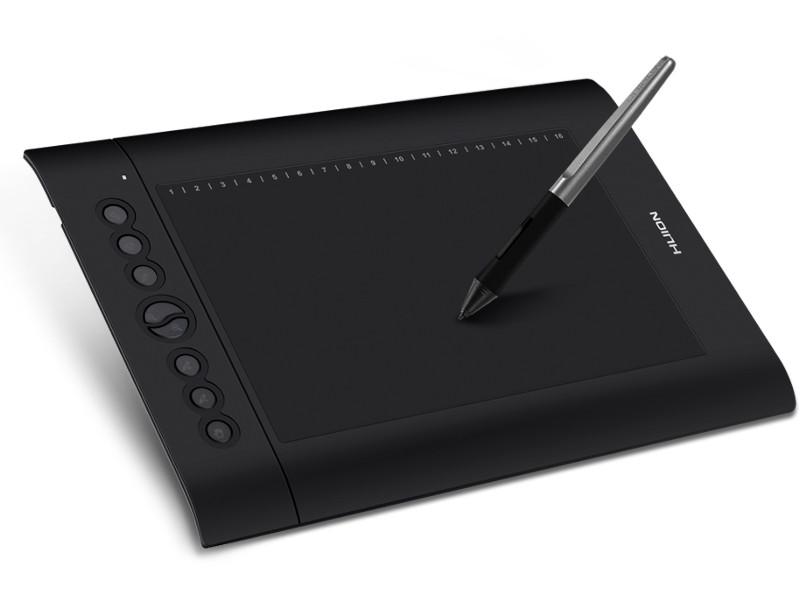 Графический планшет Huion H610PRO — H610PRO