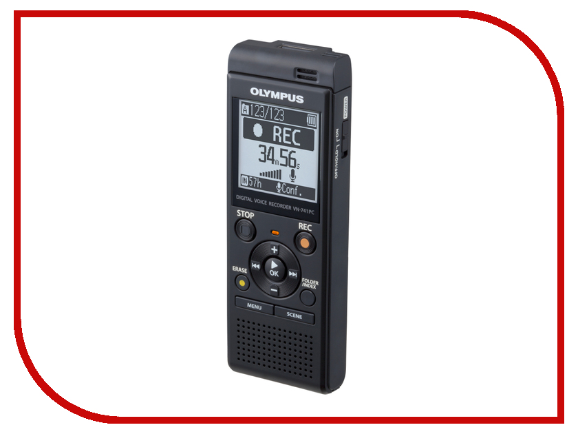 Диктофон Olympus VN-741PC<br>