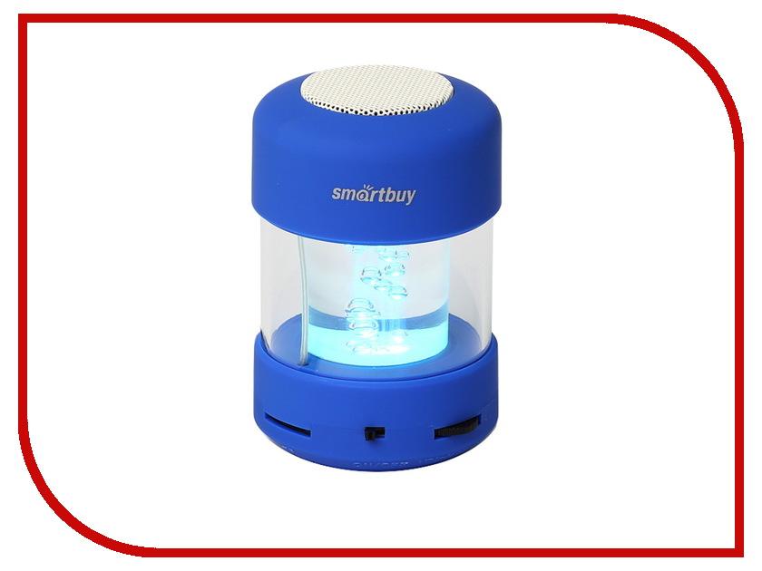 Колонка SmartBuy Candy PUNK Blue SBS-1030