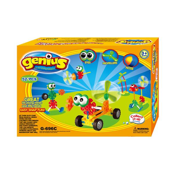 Конструктор Genius Магический Набор GEN-696C<br>