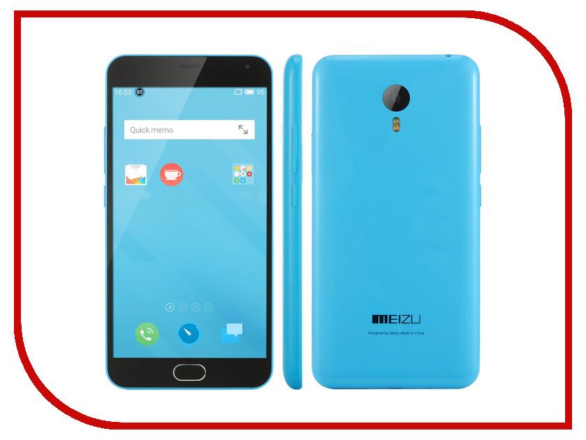 Сотовый телефон Meizu M2 Note 16Gb Blue<br>