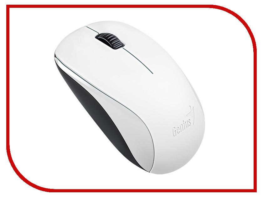 Мышь Genius NX-7000 USB White nx effer 005