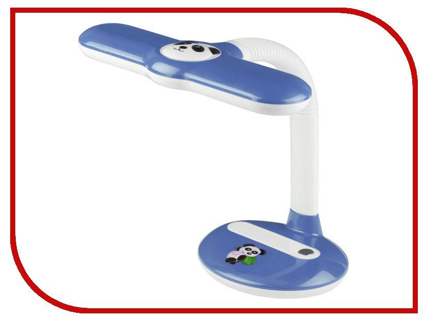 Лампа Эра NL-252-G23-11W-BU Панда Blue Б0002855<br>