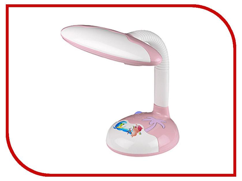 Лампа Эра NL-250-G23-9W-P Pink Б0004031<br>