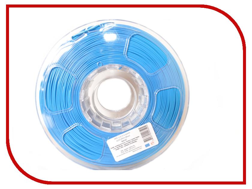Аксессуар U3Print ABS-пластик 1.75mm 1кг Azzure HP аксессуар u3print pla пластик 1 75mm 1кг sunflower fluory hp