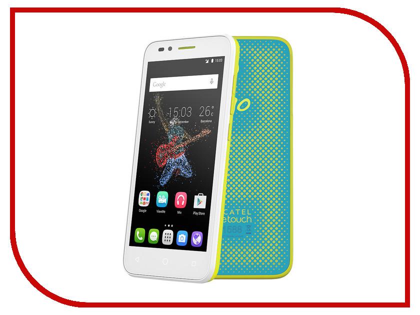 Сотовый телефон Alcatel OneTouch 7048X Go Play Lime Green Blue<br>