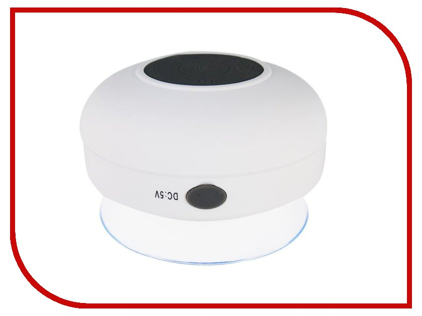 Колонка Activ Parlante para la ducha BTS-06 White 54207