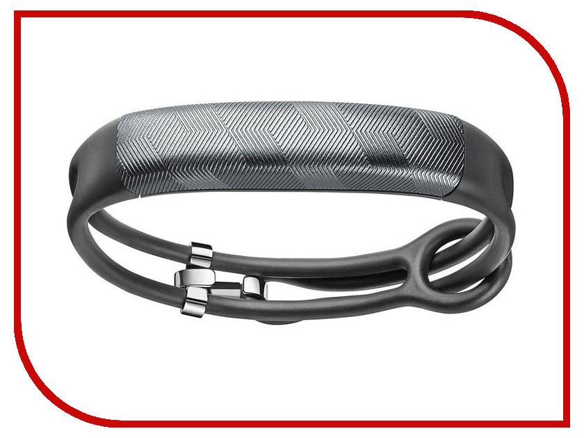 Умный браслет Jawbone UP2 Gunmetal Hex Rope JL03-6363CFI-EM<br>