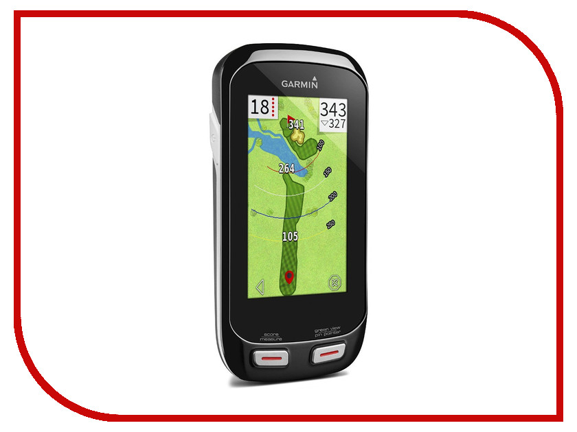 GPS-туристический Garmin Approach G8 010-01231-01 эхолоты garmin эхолот striker 4 worldwide