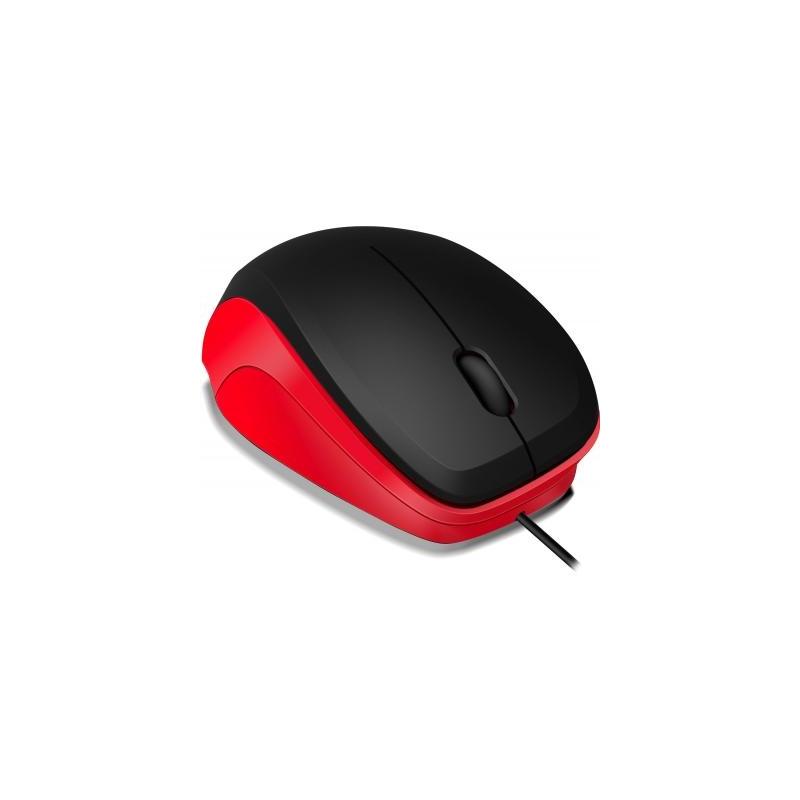 Мышь проводная Speed-Link LEDGY Mouse SL-610000-BKRD Black-Red USB