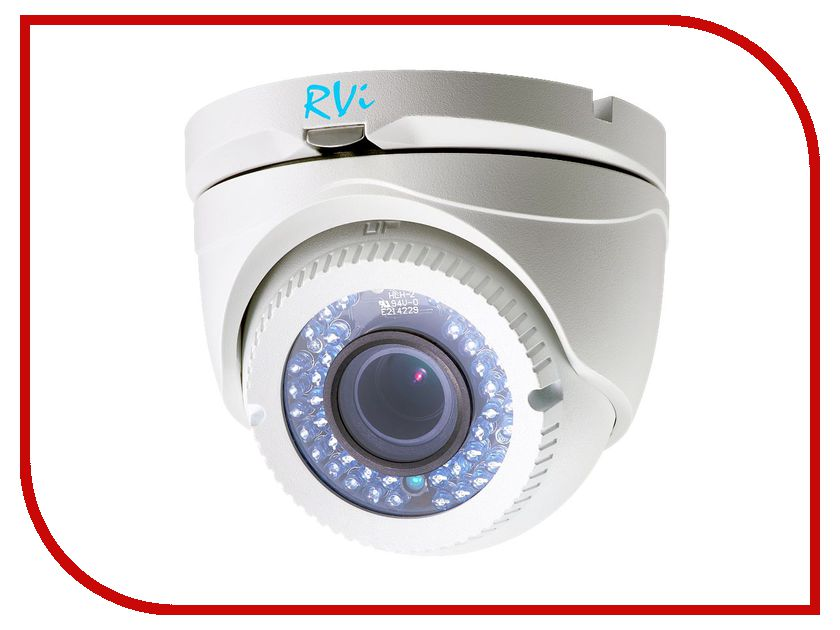 Аналоговая камера RVi RVi-HDC321VB-T 2.8-12mm TVI aeg f 6540 rvi