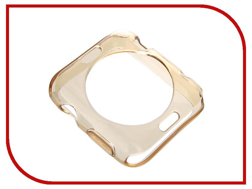 Аксессуар Чехол APPLE Watch 42mm Activ Gold 53007<br>
