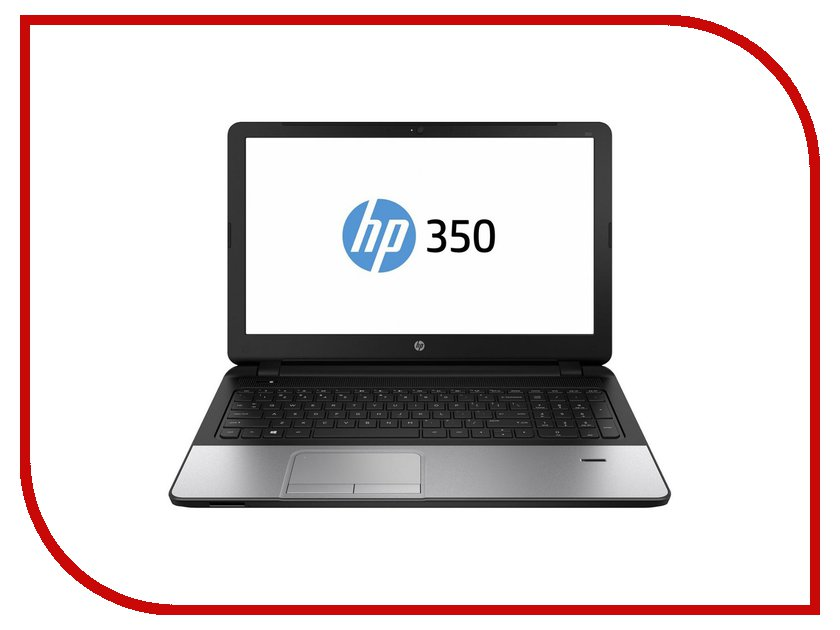Ноутбук HP 350 G2 K9H78EA Silver (Intel Core i5-5200U 2.2 GHz/4096Mb/500Gb/DVD-RW/Intel HD Graphics/Wi-Fi/Bluetooth/Cam/15.6/1366x768/DOS) 281170<br>