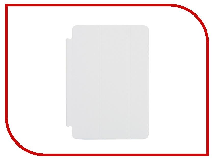 Аксессуар Чехол APPLE iPad mini 4 Smart Cover White MKLW2ZM/A<br>