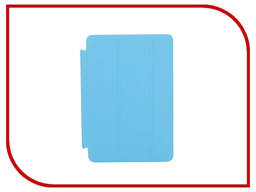 Аксессуар Чехол APPLE iPad mini 4 Smart Cover Blue MKM12ZM/A<br>