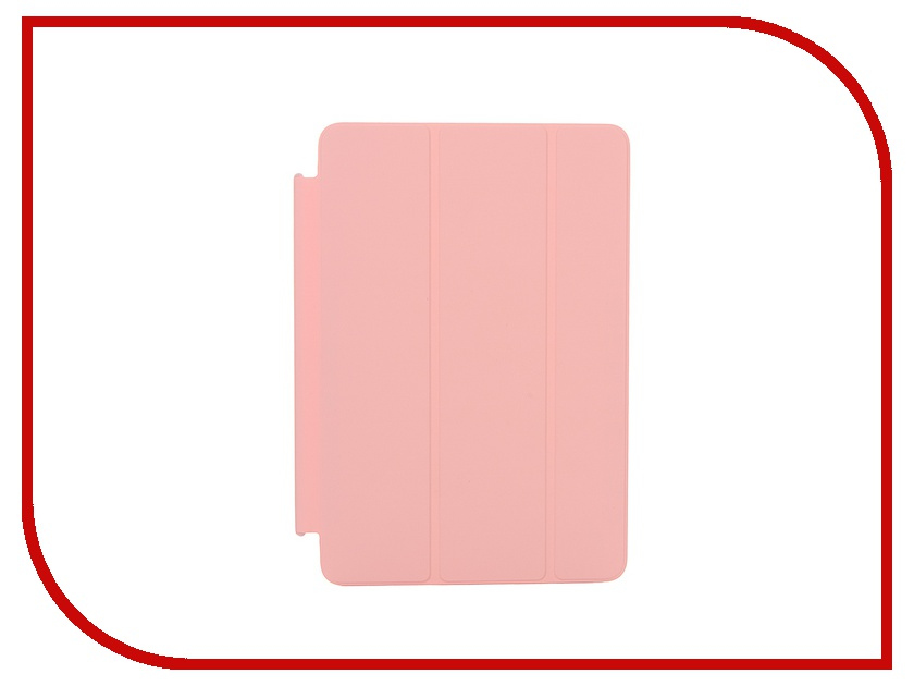 Аксессуар Чехол APPLE iPad mini 4 Smart Cover Pink MKM32ZM/A<br>