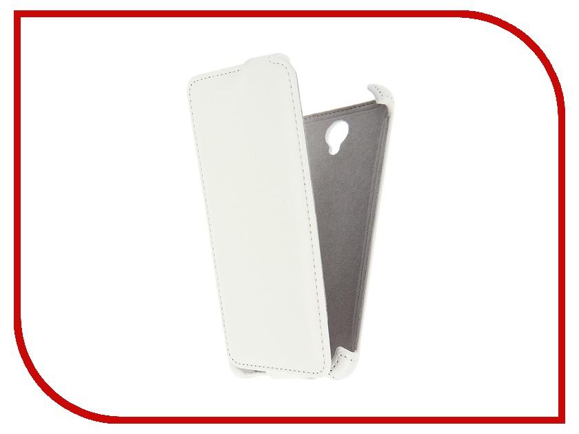 Аксессуар Чехол Lenovo A5000 Armor White 8201