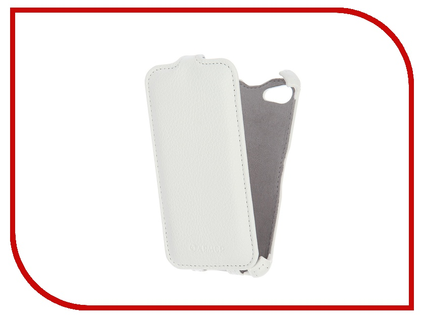 Аксессуар Чехол Sony Xperia Z5 Compact Armor White 8194<br>