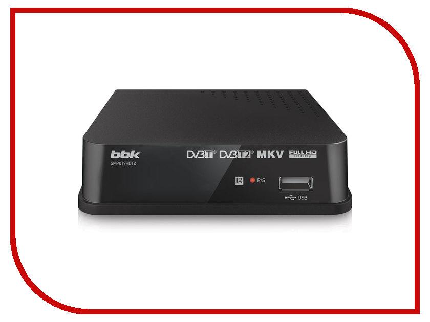 BBK SMP017HDT2 Dark-Grey