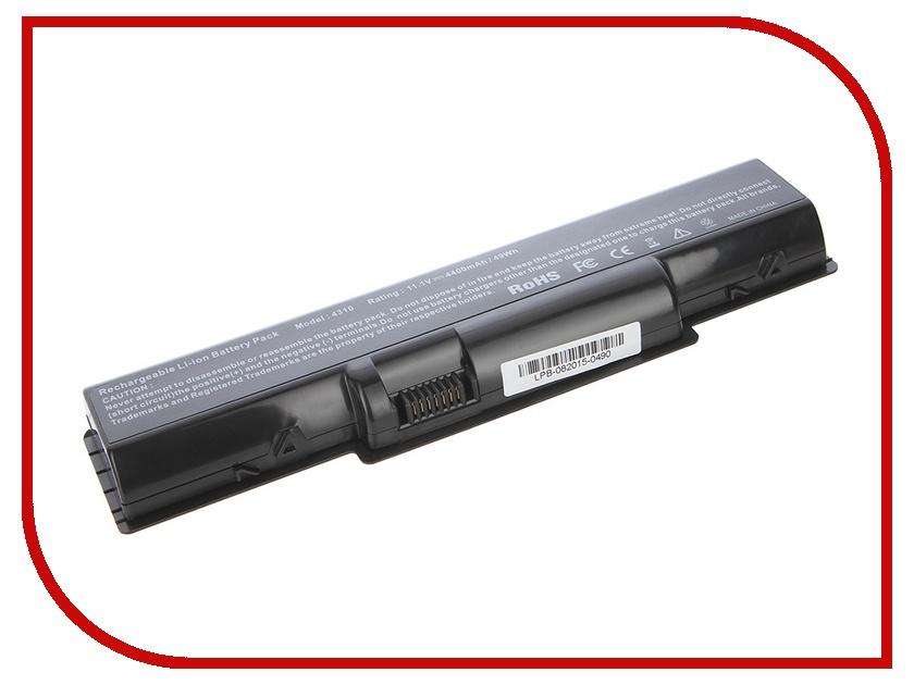 Аккумулятор Tempo LPB-4710 11.1V 4400mAh for Acer Aspire 2930/4230/4310/4315/4520/4520G/4710/4710G/4740/4720/4720G/4720Z/4736/4740/4920/4920G/4937G/5541G/5735/5737/5740/eMachines D620 Series