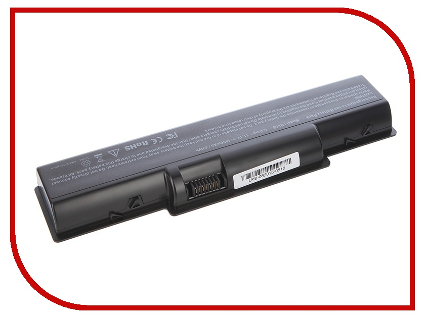Аккумулятор Tempo LPB-5532 11.1V 4400mAh for Acer Aspire 4732/5334/5516/5517/5532/5732/5734 eMachines/D525/D725/E527/E625/E627<br>