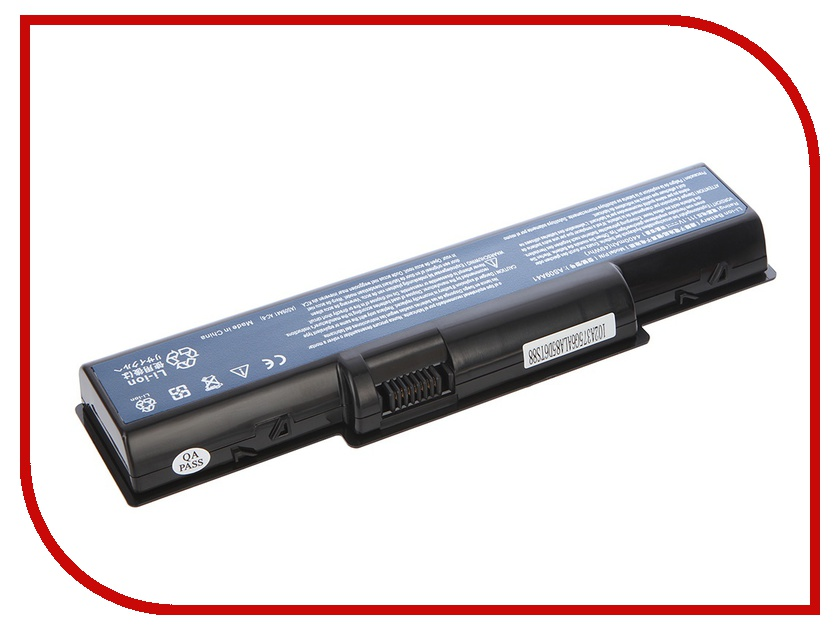 Аккумулятор Tempo LPB-751 11.1V 4400mAh for Acer Aspire One 531h/751h/AO751h Aspire One/ZG3/ZG8 Series 230v 1a 50hz ebm papst r2e280 ae52 17 variable frequency fan cooling fan