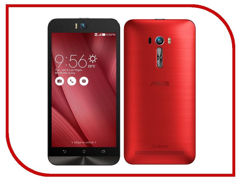 Сотовый телефон ASUS ZenFone Selfie ZD551KL 32Gb Red<br>