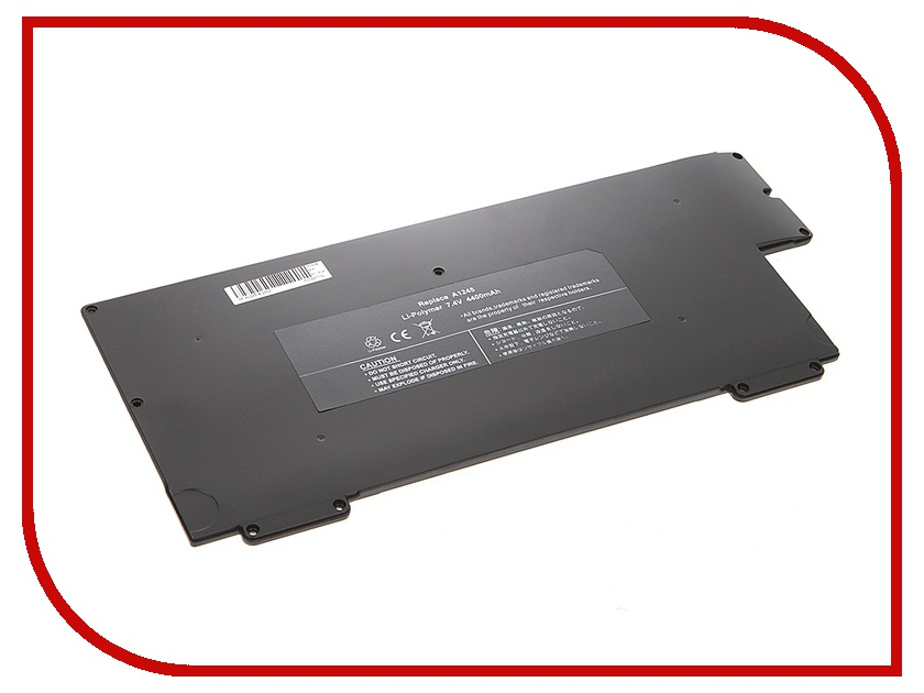 Аккумулятор Tempo LPB-AP1245 7.2V 5000mAh for MacBook Air 13.3 Series