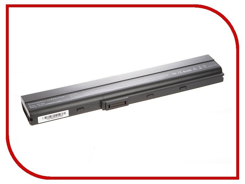 ����������� Tempo LPB-K52 for ASUS K52F/A40/A50/A52A/A52JB/K42F/K42JB/K52JB/K52JK/K62/N82/P42/P52/Pro5/Pro8/X8F/X42J