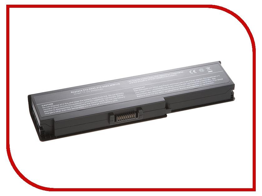 Аккумулятор Tempo LPB-1400 11.1V 4400mAh for Dell Inspiron 1400/1420 Vostro/1400/1420 Series<br>