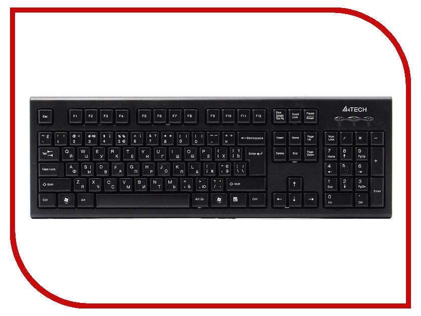 Клавиатура A4Tech KRS-85B<br>