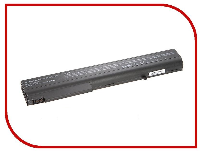 Аккумулятор Tempo LPB-NX7400 10.8V 4400mAh for HP Compaq nx7300/nx7400/nx8220/nc8230/nx8420/nc8430/8510p/nx9420 Series<br>