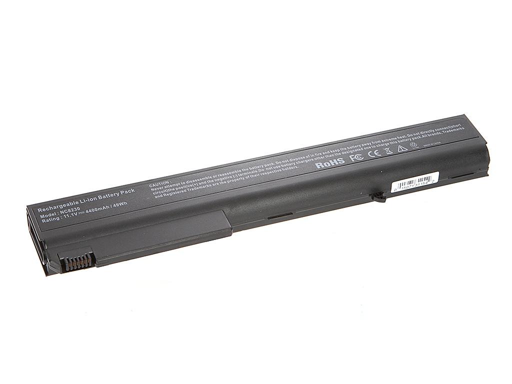 Аккумулятор Tempo LPB-NX7400 10.8V 4400mAh for HP Compaq nx7300/nx7400/nx8220/nc8230/nx8420/nc8430/8510p/nx9420 Series