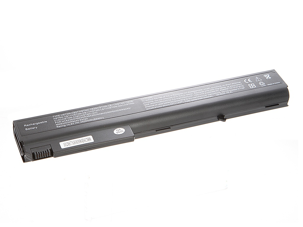 Аккумулятор Tempo LPB-NX8220 14.8V 4400mAh for HP Compaq nx8220/nc8230/nx8420/nc8430/8510p/nx9420 Series