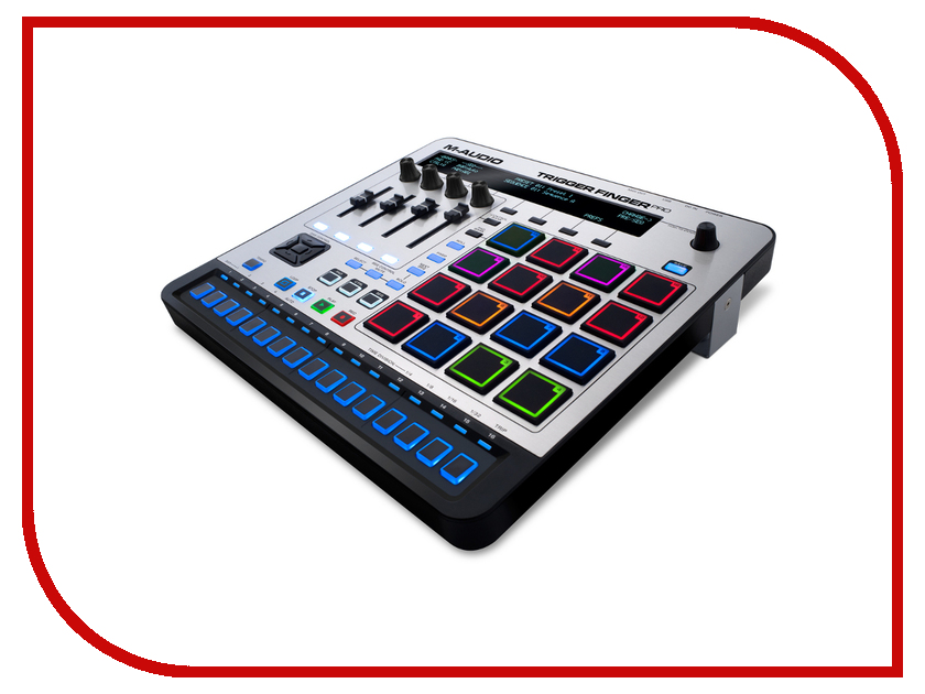 Midi-клавиатура M-Audio Trigger Finger Pro<br>