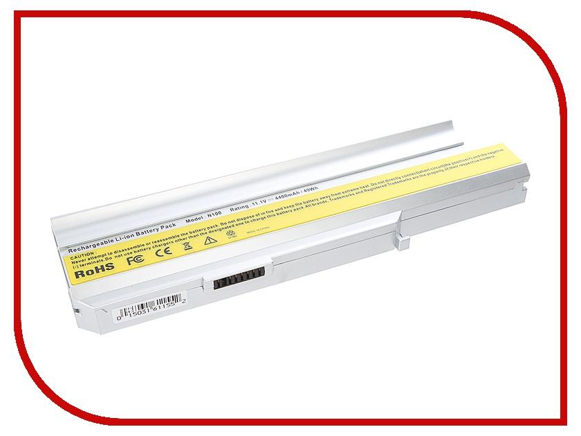 Аккумулятор Tempo LPB-N100 10.8V 4400mAh for Lenovo 3000/N100/N200/C100/C200 Series аккумулятор tempo lpb s10 11 1v 4400mah for lenovo ideapad s9e s10e s10 1 s12 series