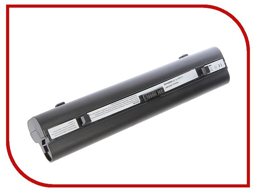 ����������� Tempo LPB-S10H 11.1V 6600mAh for Lenovo IdeaPad S9e/S10e/S10-1/S12 Series