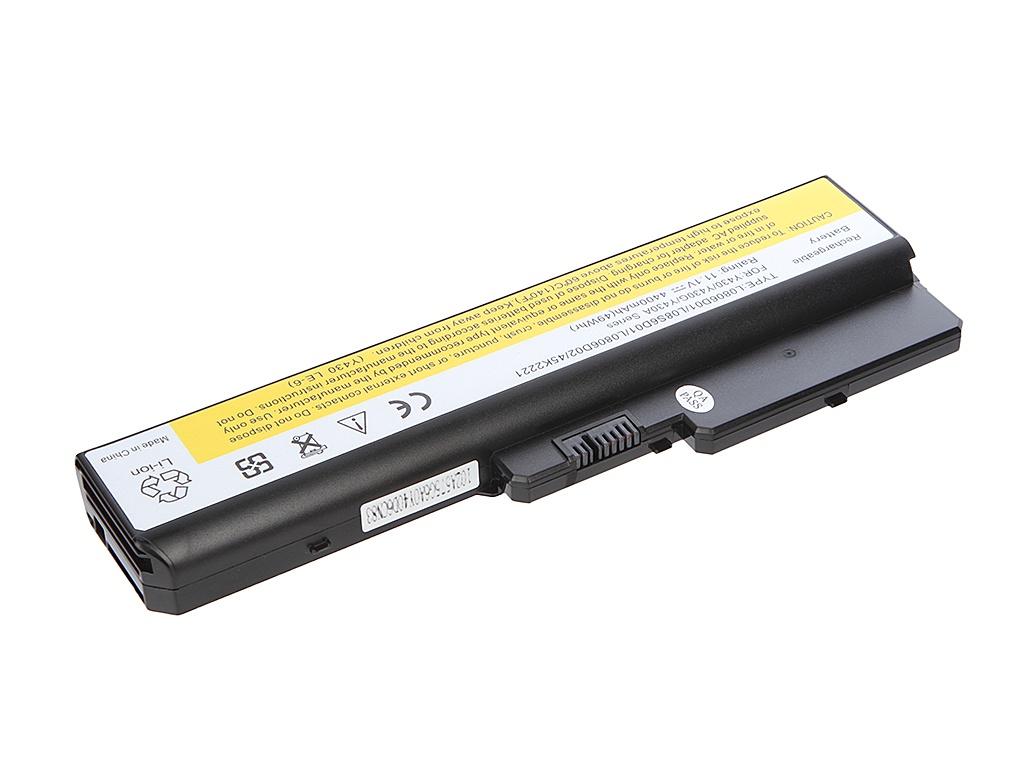 Аккумулятор Tempo LPB-Y430 11.1V 4400mAh for Lenovo IdeaPad Y430/V450/B430/N500 Series