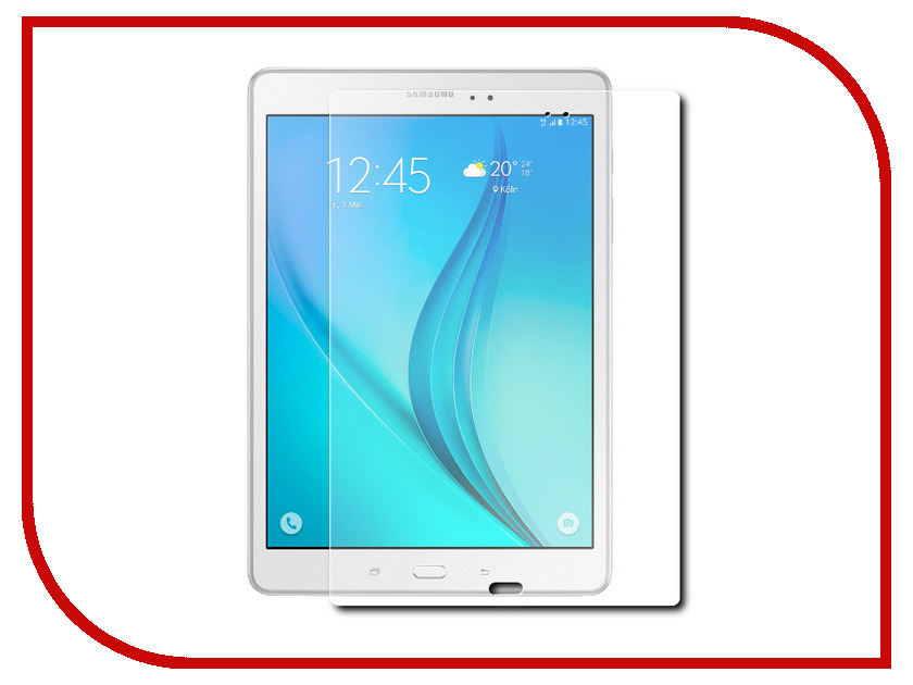 Аксессуар Защитное стекло Samsung Galaxy Tab A 9.7 T-555 Gecko 0.33mm ZS26-GASAMSM-T555<br>