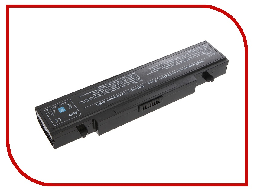 Аккумулятор Tempo LPB-R519 11.1V 4400mAh for Samsung R418/R425/R428/R430/R468/R470/R480/R505/R507/R510/R517/R519/R520/R525/R580/R730/RV410/RV440/RV510/RF511/RF711/300E