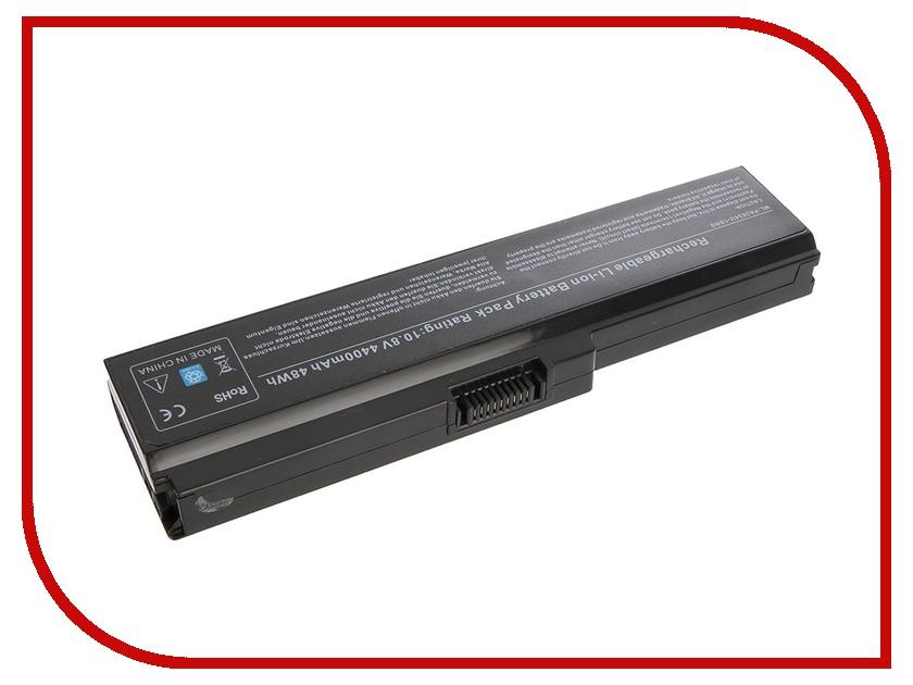 ����������� Tempo LPB-PA3634 10.8V 4400mAh for Toshiba Satellite L310/L510/M300/M500/U400/U500/A660/A665/L600/L630/L645/L655/L670/L730/L735/L750/L775/P755/P775
