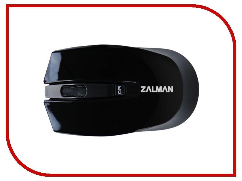 Мышь беспроводная Zalman ZM-M520W Black<br>