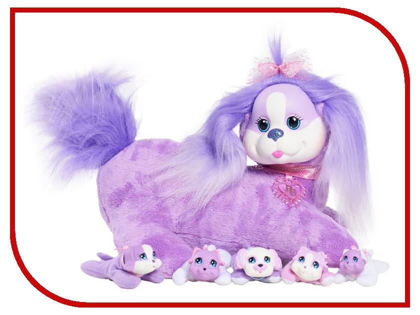 Игрушка Just Play Собачка Кэнди и ее щенки 42108 интерактивная игрушка для девочки just play собачка кэнди и ее щенки от 3 лет 42108