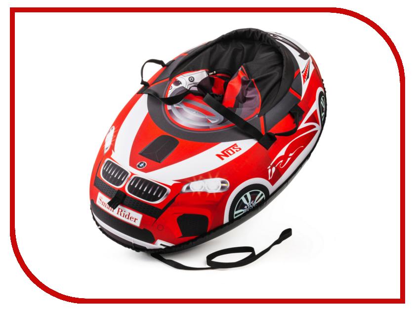 Тюбинг Small Rider Snow Cars BM Red