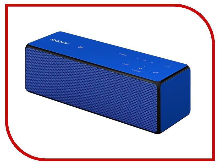 Колонка Sony SRS-X33 Blue<br>