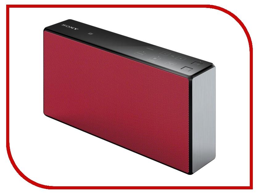 Колонка Sony SRS-X55 Red<br>