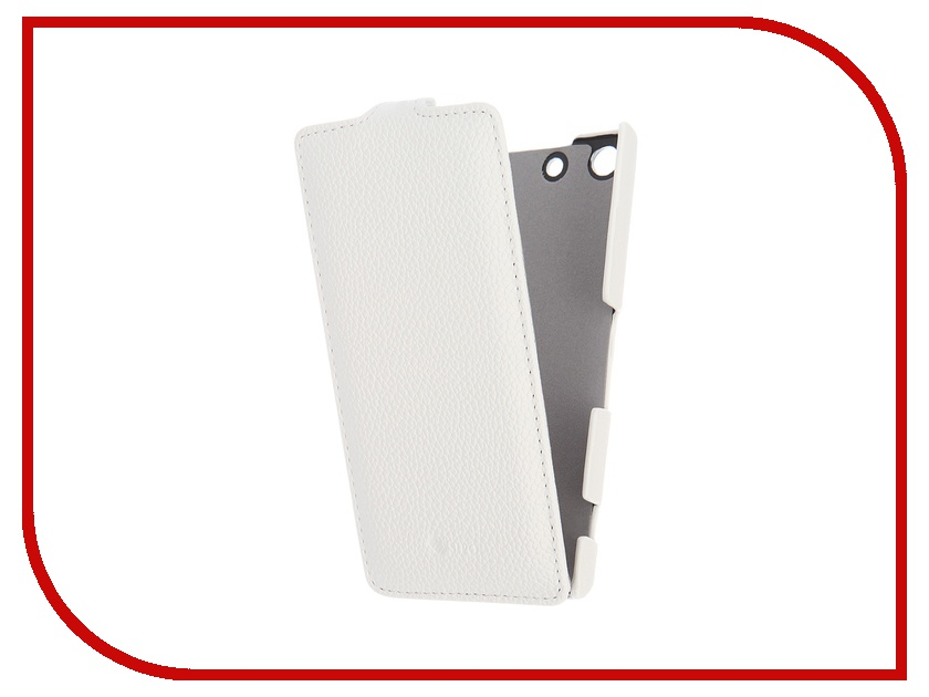Аксессуар Чехол Sony Xperia M5/M5 Dual Sipo White 8135