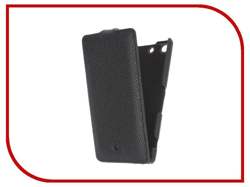 Аксессуар Чехол Sony Xperia M5/M5 Dual Sipo Black 8133<br>