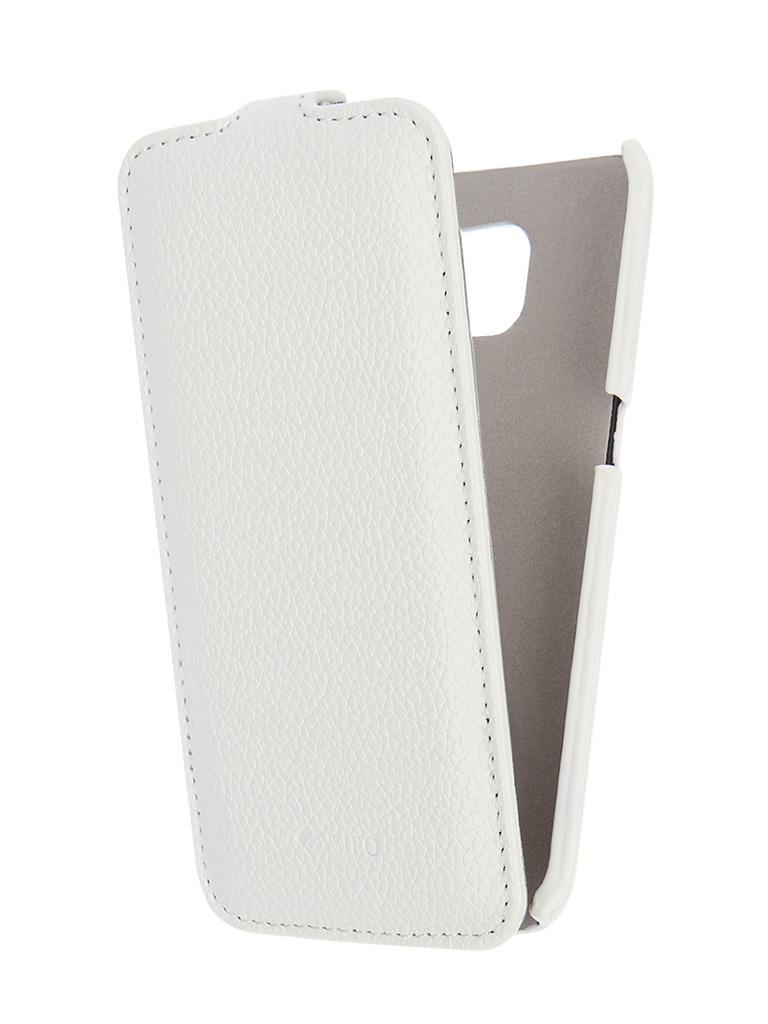 Аксессуар Чехол Samsung Galaxy S6 Edge G925F Sipo White 7873<br>