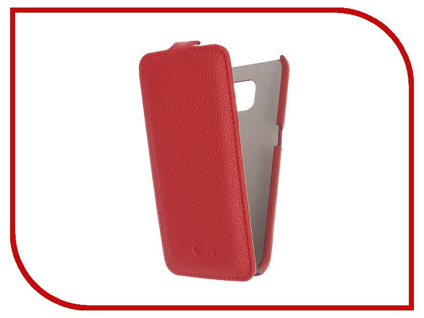 Аксессуар Чехол Samsung Galaxy S6 Edge G925F Sipo Red 7872<br>